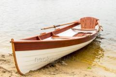 Лодка  Whitehall - спроектирована в Нью-Йорке