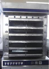 Hearth oven gas Winkler, 12 sq.m