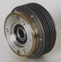 Powder electromagnetic couplings