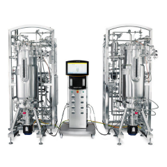 Bioreactors for the industry and pharmaceutics
