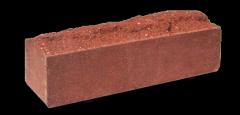Кирпич Скала 1 красный