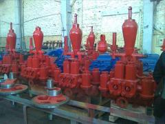 Pump cementing NPTs-32, Pump three-plunger 3PN-32,