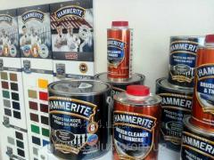 """Краска по металлу """"Hammerite"""""""