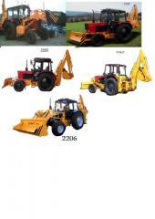 Boreks excavators