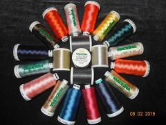Швейные нитки Madeira Classic Rayon 40