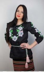 Рубашка Цветочный венок М-223-2