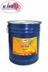 HS-558 enamel, paint for food capacities