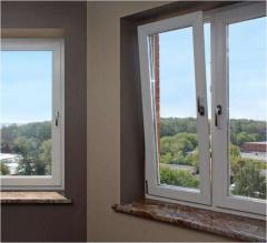 Пластиковые окна и перегородки