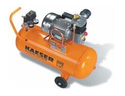 CLASSIC series KAESER piston compressors