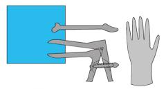 Набор для гинекологического осмотра №6 от
