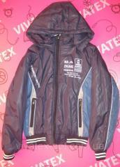 Демісезонна куртка ВМ 64 синя 0918