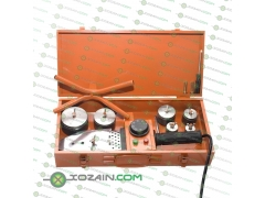 Soldering iron for the plastic pipes PPT-1500