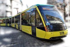 Electron trams