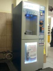 Вода питьевая, автоматы по продаже воды торговой