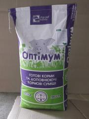 Compound feed for pigs Prestarter Optimum
