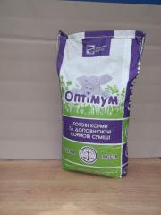 Compound feed Grover Optimum of 15% Ukraine