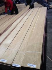Шпон листовой, шпон строганный деревянный