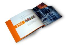 Brochures, catalogs
