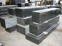 Production from granite