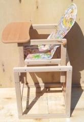 Детский стульчик для кормления Аист - 5