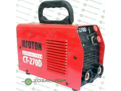 Инверторный сварочный аппарат FOTON СТ-270D