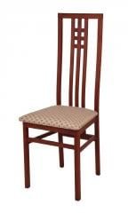 Деревянный стул Scacchi (Мілан)