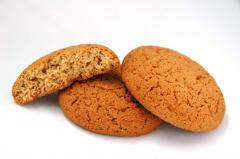 Butter biscuits, Harmony (wheat and rye)