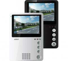 """Видеодомофон ARNY AVD-410 с экраном 4"""""""