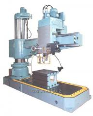 Radial drilling machine 2A587 for drilling,