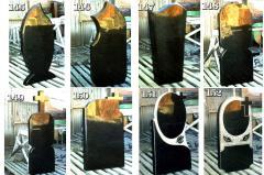 Monuments, arches, gravestones, steles, vases