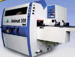 Станок строгально-калевочный WEINIG Unimat 300