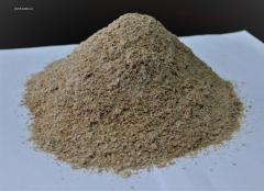 Yeast fodder gidolizny (grain)