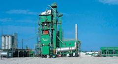 Installations asfaltosmesitelny KDM201 (tower) -