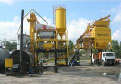 Installations asfaltosmesitelny DS-185M (56 t/h)