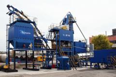 Installations asfaltosmesitelny DS-185UM (64 t/h)