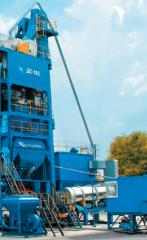 Installations asfaltosmesitelny DS-185UM (tower) -