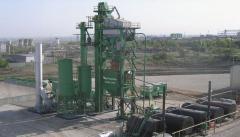 Installations asfaltosmesitelny KDM201M (tower) -