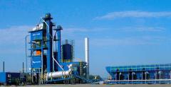 Installations asfaltosmesitelny DS-168M (tower) -