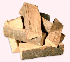 Death firewood chipped chamber drying of 25 cm