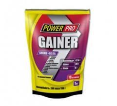 Гейнеры POWERPRO GAINER 1 KG