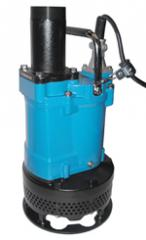 Submersible pump for KTV cement mortars - a