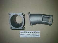 Flange of the steering column (pr-in KAMAZ)