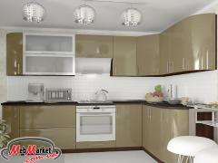 Кухня Колор-Mix кофейный