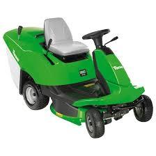 Minitractor lawn-mower of Stihl MR 4082