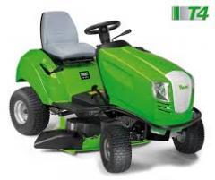 Minitractor lawn-mower of Viking MT 4112 SZ