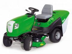 Minitractor lawn-mower of Viking MT 6127 ZL