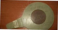 Прокладка уплотнительная ППФ-50-16-250:450...