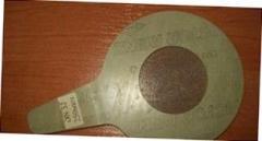Прокладка уплотнительная ППФ-40-16-250:450 DN40 PN16 250;450