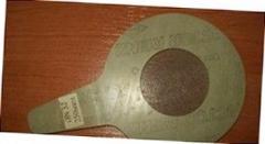 Прокладка уплотнительная ППФ-32-6-450 DN32 PN6 450
