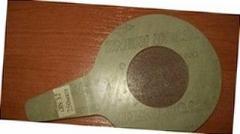 Прокладка уплотнительная ППФ-32-6-250 DN32 PN6 250